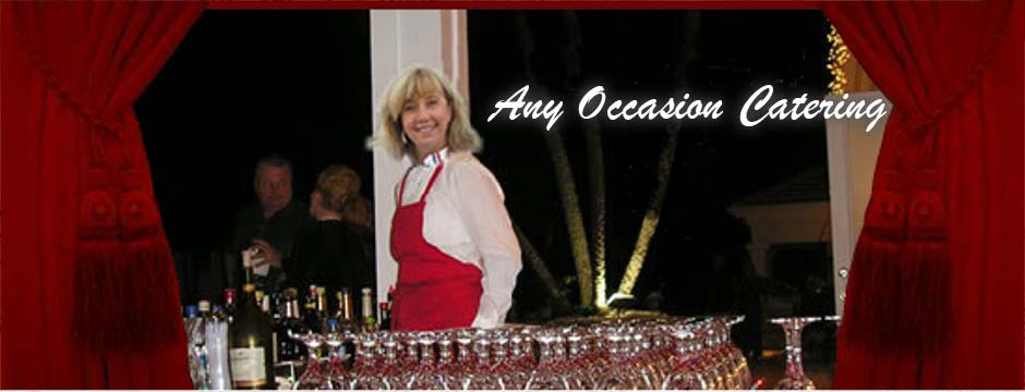 Any Occasion Catering Service